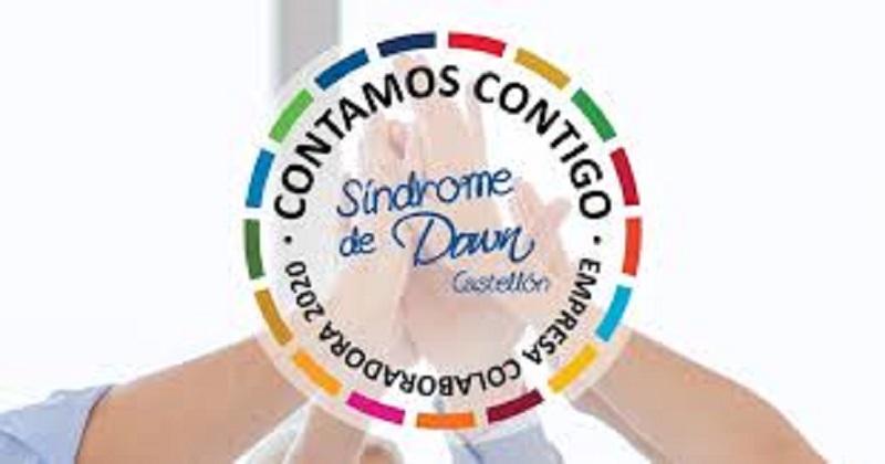 Síndrome de Down Castellón entrega los primeros sellos 'Contamos Contigo'