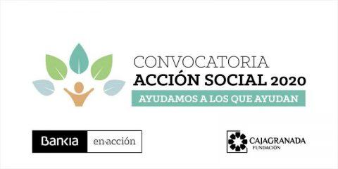 Bankia y CajaGranada Fundación apoyan a proyectos sociales de 86 asociaciones