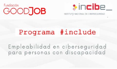 Programa #include de Incibe y Goodjob