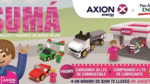 Axion Energy colabora con la inclusión laboral de personas con discapacidad