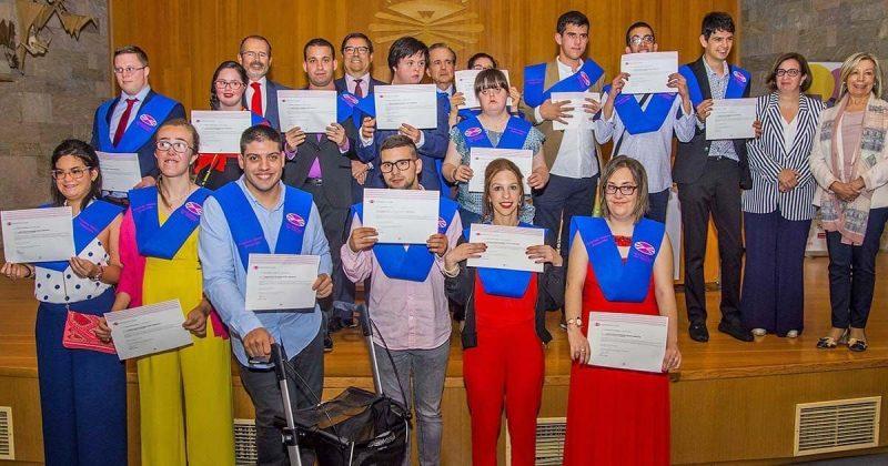 23 universidades acogerán programas para jóvenes con discapacidad intelectual