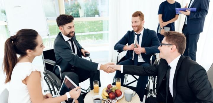 LinkedIn y GINgroup colaboran por la inclusión de las personas con discapacidad