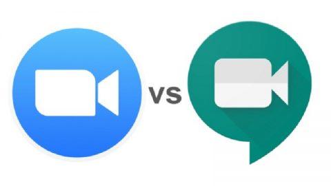 Zoom y Google Meet mejores apps de videoconferencia para personas con discapacidad auditiva o visual