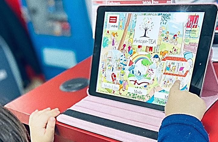 UMH desarrollará una app para niños con autismo que simulará escenarios cotidianos