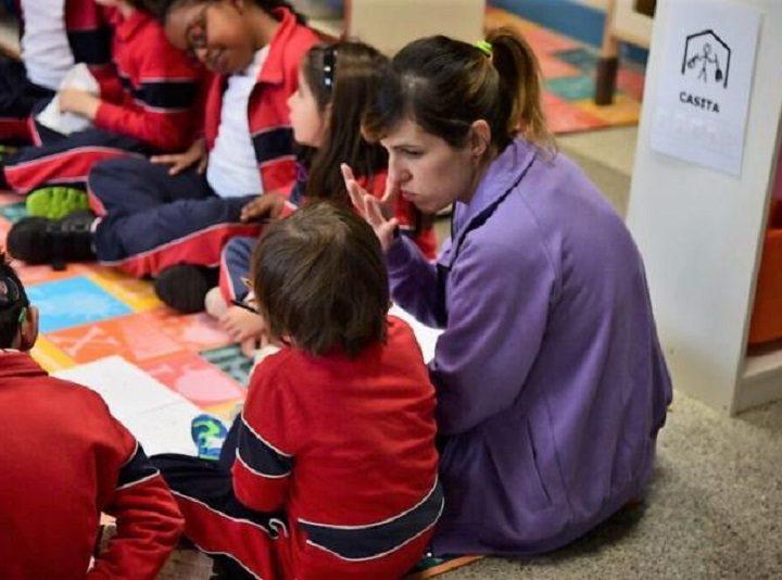 Plena Inclusión edita una guía para que los niños con discapacidad intelectual vuelvan al cole con «seguridad y en igualdad»