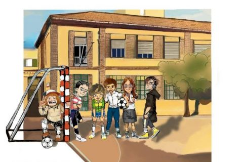 El torneo de su vida, el libro infantil sobre fútbol y discapacidad