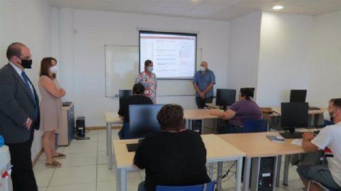 PTA, Fundación ONCE e Inserta Empleo forman a personas con discapacidad en perfiles tecnológicos