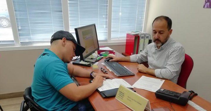 Caixabank y Verdiblanca lanzan un proyecto para la inserción laboral de las personas con discapacidad