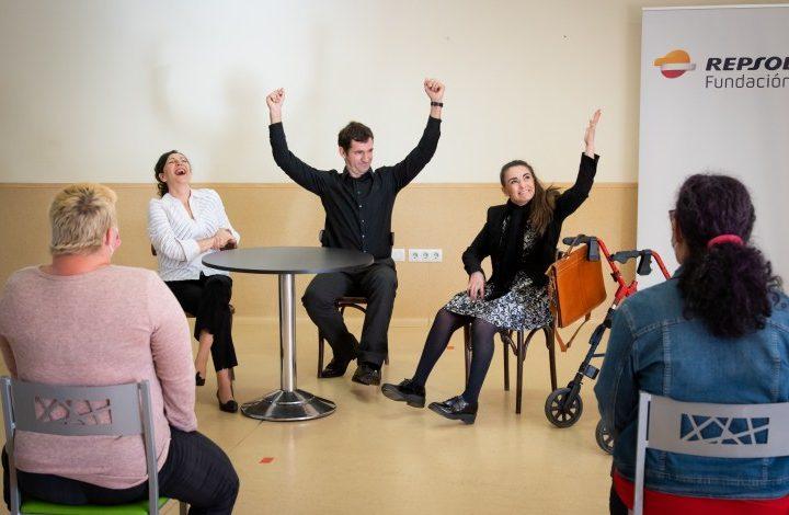 Fundación Repsol y la compañía de Blanca Marsillach traen un taller de teatro adaptado a Cartagena