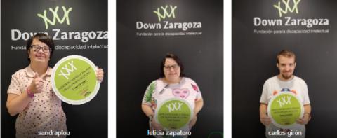 Fundación Down Zaragoza reconocerá a más de 30 empresas en materia de integración laboral de personas con discapacidad intelectual.