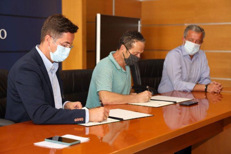 El Ejido, Fundación Mapfre y ASPRODESA renuevan convenio de colaboración