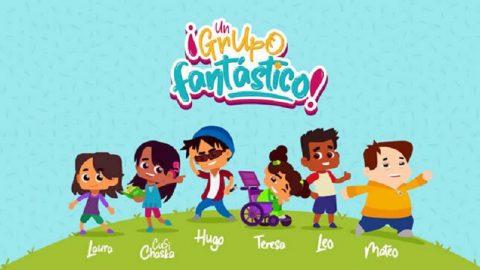 """""""Aprendo en casa"""" tendrá serie animada para estudiantes con discapacidad"""