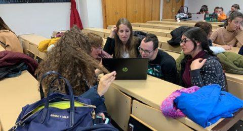Jóvenes con discapacidad intelectual se forman en la UBU. Programa Unidiversidad