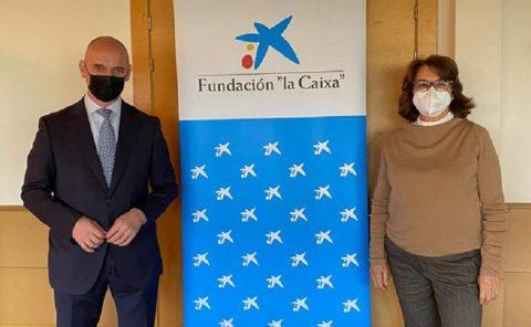 Fundación La Caixa destina 10.000 euros a Autismo Burgos