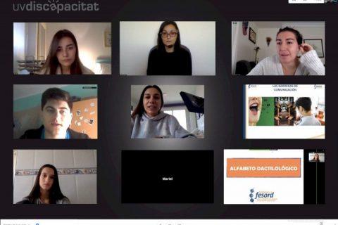 La UV celebra la Semana por la Inclusión con un programa íntegro de actividades en línea