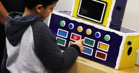 Rehab Didactic Toys. Ganan premio por juguetes para niños con autismo