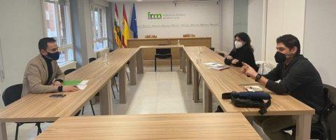 FRM y Fundación ONCE colaborarán en la integración en el mercado laboral de personas con discapacidad