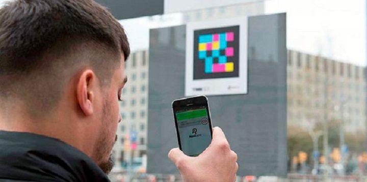 NaviLens, la app murciana de accesibilidad mundial que conquista el metro de Nueva York