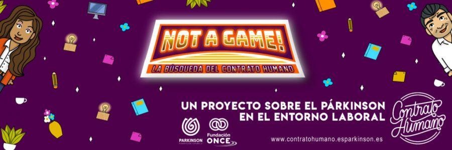 videojuego Not a Game
