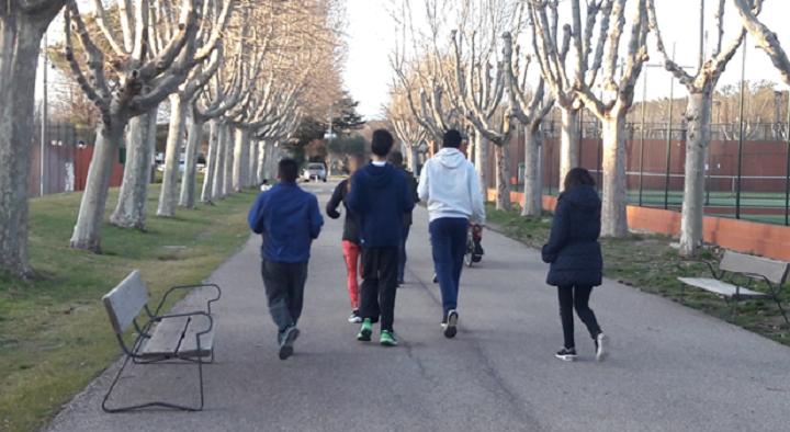 'Atletismo para Todos' la apuesta de la Fundación Deporte & Desafío con el apoyo de El Corte Inglés para entrenar a corredores con discapacidad