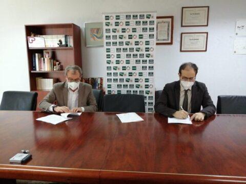 La UNED firma un contrato con Asprona y Fundación Asla de inserción laboral